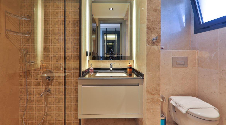 Villa Dream shower and wc