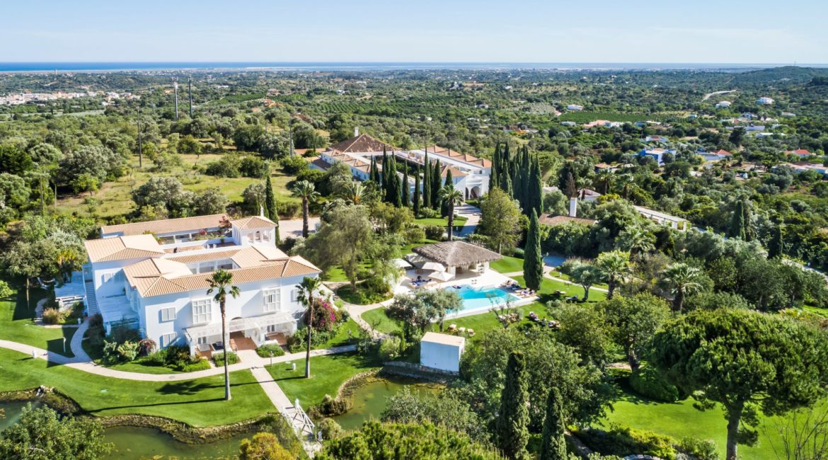 Vila Monte From the Air