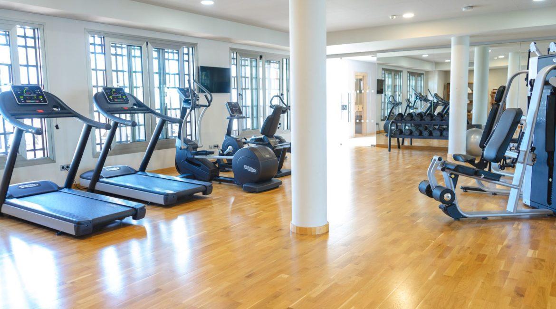 La Terrazas De Abama Suites Gym