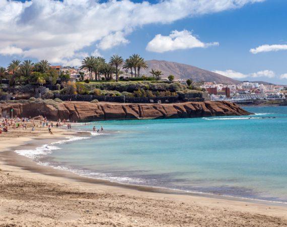 Playa El Duque Costa Adeje Tenerife