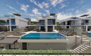 Villa Sweet frontal view